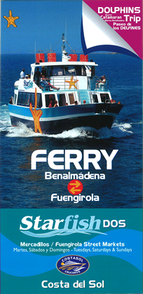 FERRY / DOLPHINS 2016