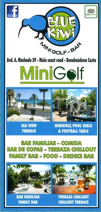 MINIGOLF 2016