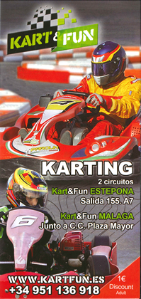 KART AND FUN ESTEPONA 2016