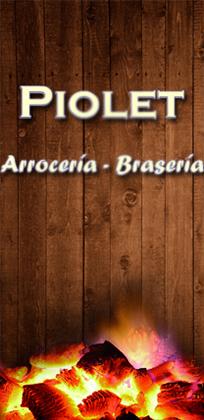 Restaurante Piolet 2016