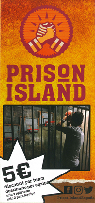 PRISON ISLAND 2017