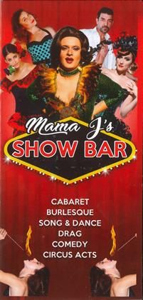 MAMA JS SHOW BAR 2017