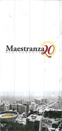 RESTAURANTE MAESTRANZA 2017