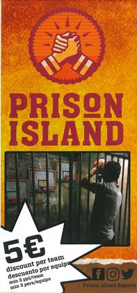PRISON ISLAND 2018