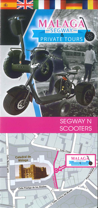MALAGA SEGWAY PRIVATE TOURS 2018