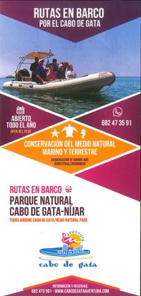 CABO DE GATA KAYAK BARCO 18