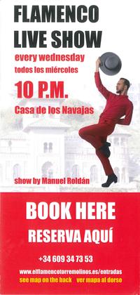 CAF  centro de arte Flamenco 18