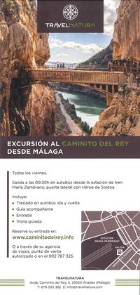 CAMINITO DEL REY TRAVELNATURA 2019