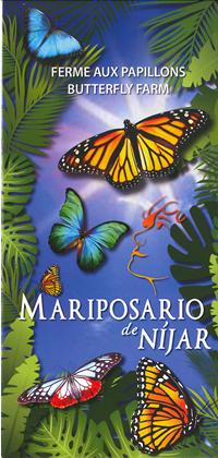 Mariposario Níjar 2019