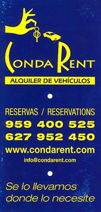 CONDA RENT 19