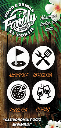 Family Minigolf 19