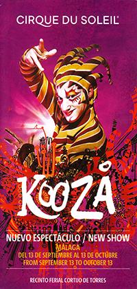 KOOZA 19