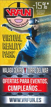 VR FUN MALAGA 2020